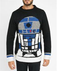 Eleven Paris | Black Mader R2d2 Sweater | Lyst