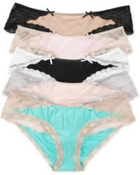 Honeydew Scarlette Lace Hipster - Lyst