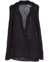 Anneclaire Cardigan - Lyst