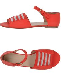 Christopher Kane Sandals - Lyst