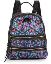 Nicole Miller Sonya Backpack - Multicolor