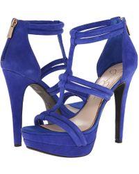 Jessica Simpson Blue Solena - Lyst
