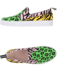 Boutique Moschino Low-tops & Sneakers - Green