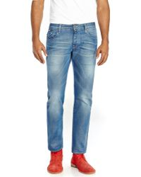 G-Star RAW Morris Low Straight Jeans - Lyst