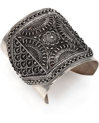 DANNIJO Pandora Cuff Bracelet - Lyst