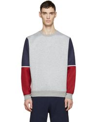 Mostly Heard Rarely Seen - Tricolor Americana Block Pullover - Lyst
