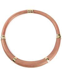 Aurelie Bidermann Connie Island Collier Necklace - Lyst