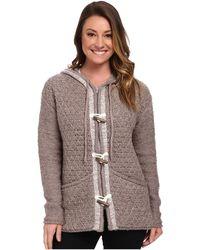 Rip Curl Savannah Sweater Coat - Lyst