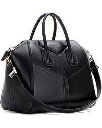 Givenchy Antigona Medium Leather Tote - Lyst