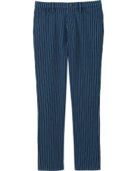 Uniqlo | Women Cropped Leggings Pants | Lyst