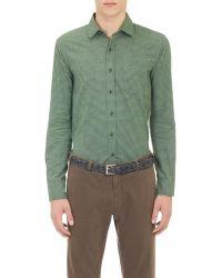 Alexander Olch - Gingham Flannel Shirt - Lyst a39341804
