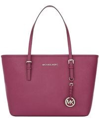 Michael by Michael Kors Jet Set Small Travel Tote - Lyst