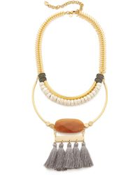 David Aubrey - Ashley Necklace - Lyst