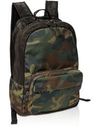 Pink Pony | Polo Camo Print Military Backpack | Lyst