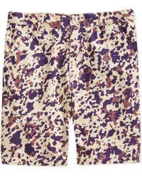 Wesc Rai Aop Shorts - Lyst