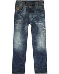 Diesel Narrot Jogg Jeans - Lyst