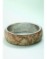 Zad Fashion Inc. - See You Later Equator Bracelet - Lyst