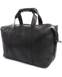 Tumi Small Soft Alpha 2 Travel Black Duffle Bag - Lyst