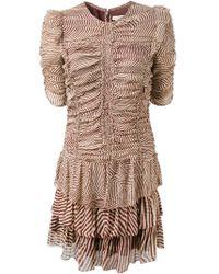 Etoile Isabel Marant Damia Dress - Lyst