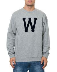 Wesc The Homerun Sweatshirt - Lyst