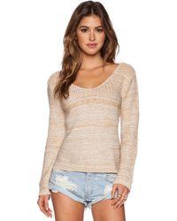 Goddis York Sweater - Lyst