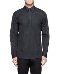 Jil Sander Poplin Shirt - Lyst
