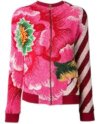 Manish Arora Beaded Jacket - Lyst
