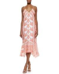 Bailey 44 Farrah Floral-Print Maxi Dress - Lyst