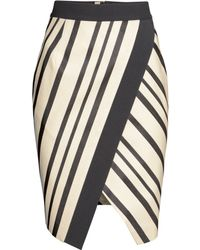 H&M Wrap Skirt - Lyst
