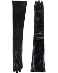 Roberto Cavalli Gloves - Black