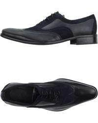 Rochas Lace-up Shoes - Blue