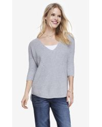 Express The London Sweater - Lyst