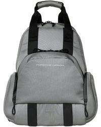 Porsche Design - Water Resistant Nylon Jacquard Backpack - Lyst