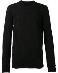 DRKSHDW by Rick Owens Long Sleeve Tshirt - Lyst