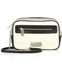 Marc By Marc Jacobs Sally Colorblock Quilted Crossbody Bag - Lyst