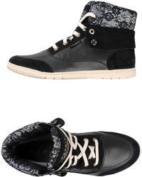 Esprit High-Tops & Sneakers - Black
