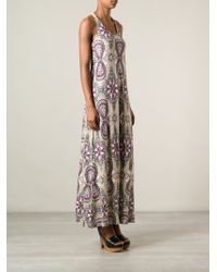 Odd Molly Missrs Printed Maxi Dress multicolor - Lyst