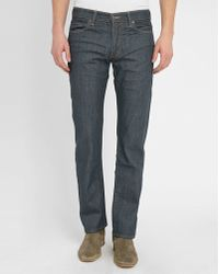 Levi's | Grey 504 Regular Pr Straight Fit Jeans | Lyst