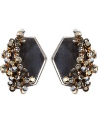 Dorothee Schumacher Marble Touch Ear Clip - Gray