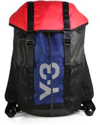 Y-3 Fs Backpack - Lyst