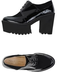 Palomitas By Paloma Barcelo' Lace-up Shoes - Black