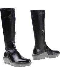 Prada Boots - Black