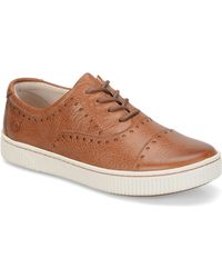 Born Cymbal Leather Trainers - Multicolour