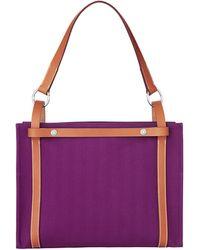 Hermès Cabalicol purple - Lyst