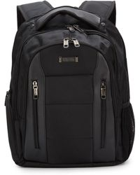 Kenneth Cole Reaction Ez Scan Backpack - Lyst