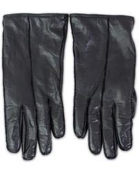 Ann Demeulemeester   Classic Black Gloves   Lyst