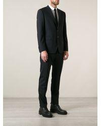 Tonello Blue Classic Suit - Lyst