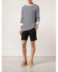 Saturdays Surf NYC Striped T-Shirt - Lyst