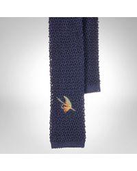 Polo Ralph Lauren Silk Fishinglure Tie - Lyst