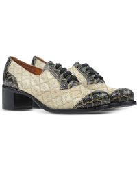 Chie Mihara Oxfords & Brogues white - Lyst